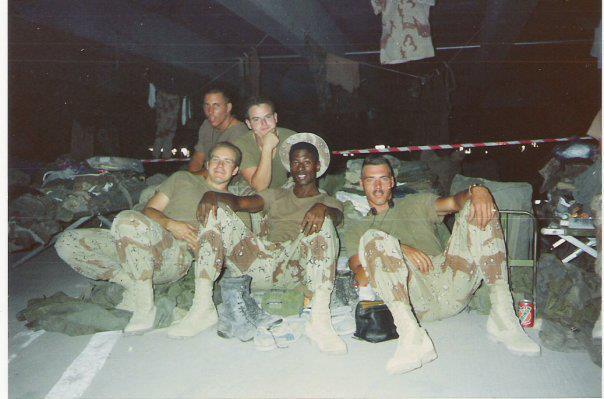 Gulf War Buddies